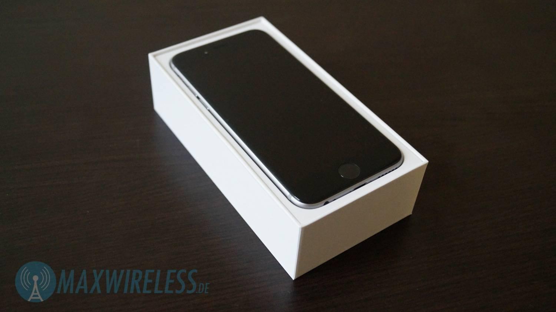 erster eindruck apple iphone 6. Black Bedroom Furniture Sets. Home Design Ideas