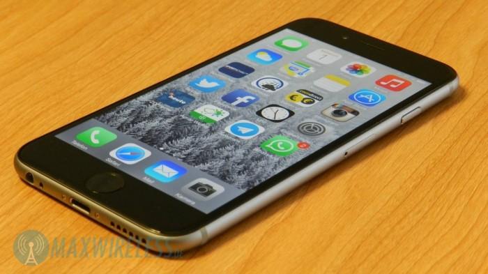 Das Apple iPhone 6. So könnte auch das iPhone 6s aussehen.