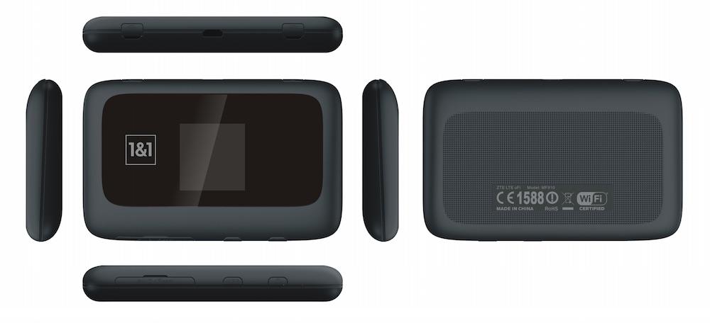 wlan router lte zte modell mf910 mit bis zu 150 mbit s ebay. Black Bedroom Furniture Sets. Home Design Ideas