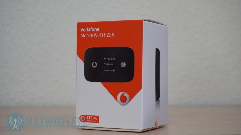 test vodafone r226 lte mobile wlan router. Black Bedroom Furniture Sets. Home Design Ideas