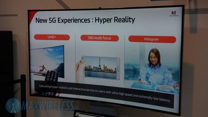 5G moegliche Anwendungen