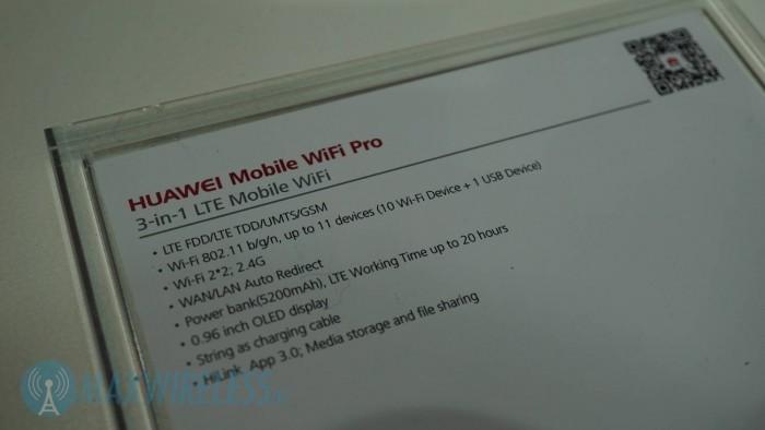 Huawei E5770 Datenblatt