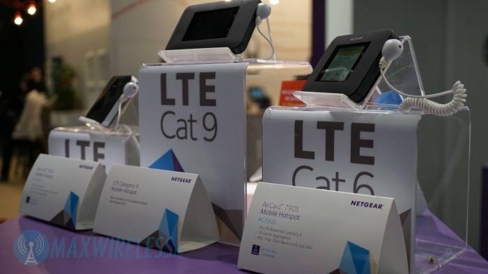 Netgear LTE Cat9