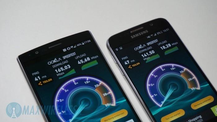 LTE-Advanced Test