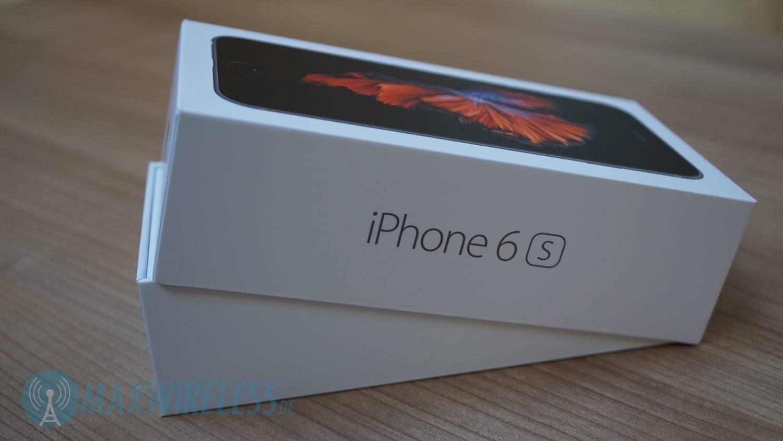 Iphone S Plus Verpackung
