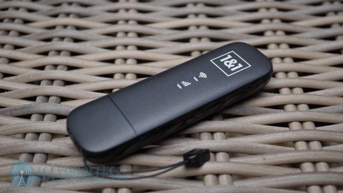 1und1 LTE WLAN Stick