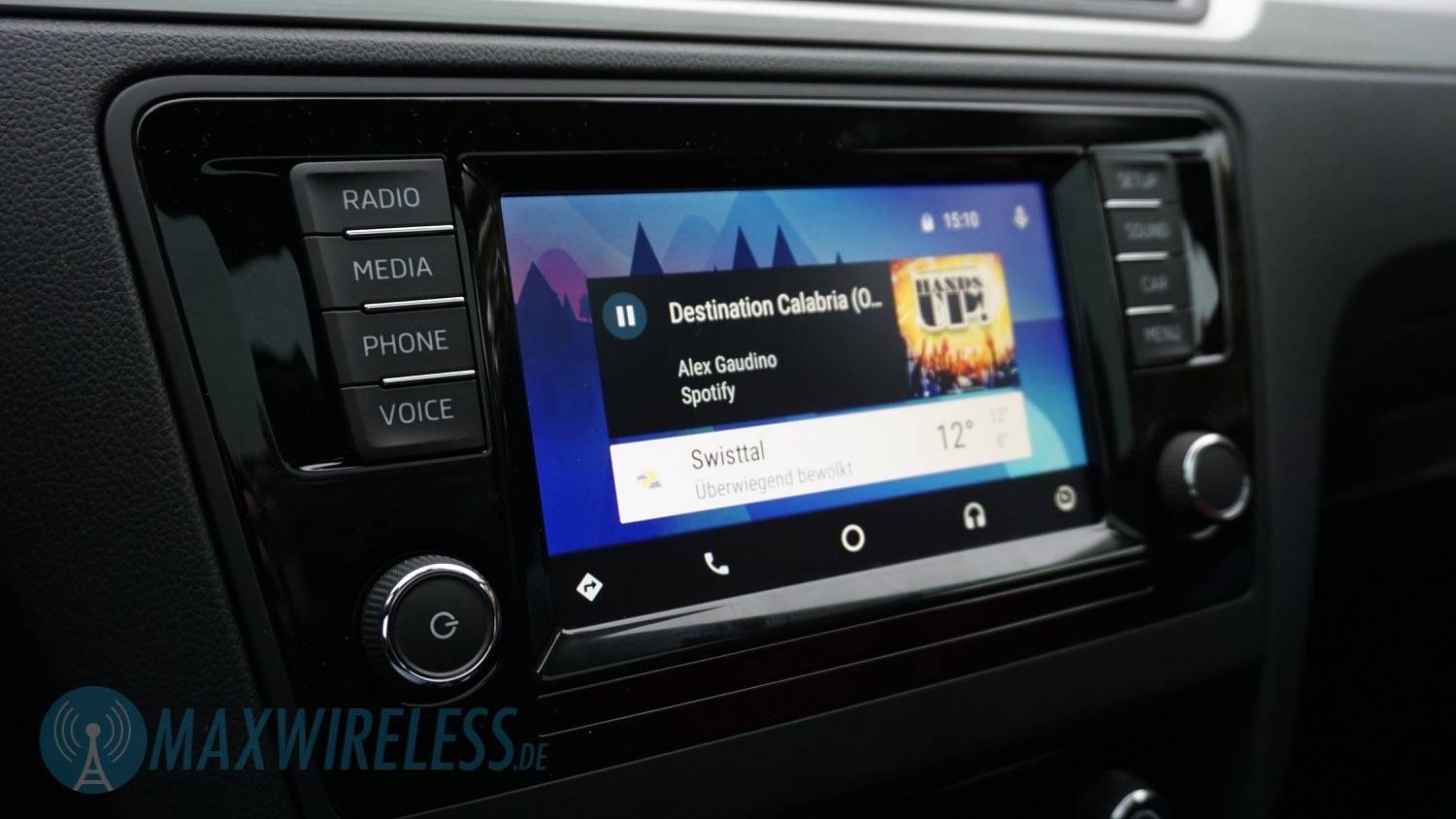 Test Skoda Smartlink Mit Apple Carplay Und Android Auto on tunein radio android