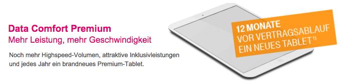 Data Premium Tablet