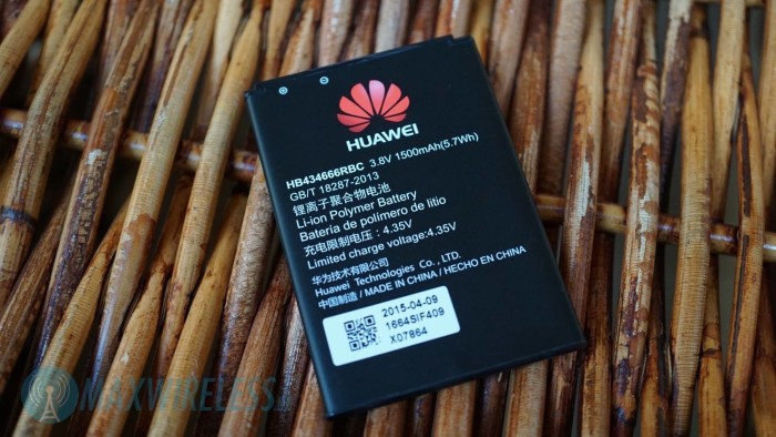 Huawei E5573 Akku