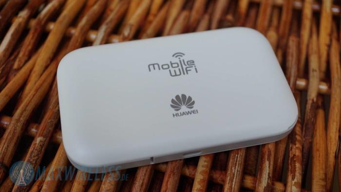 Huawei E5573 Rueckseite