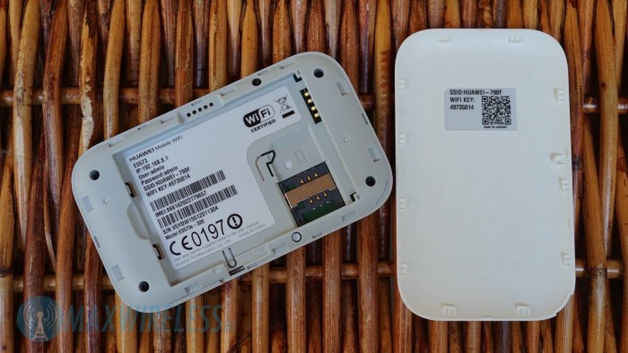 Huawei E5573 offen