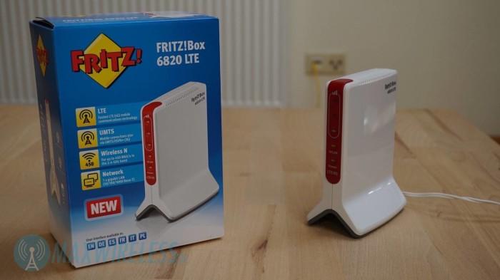 AVM Fritzbox 6820 LTE