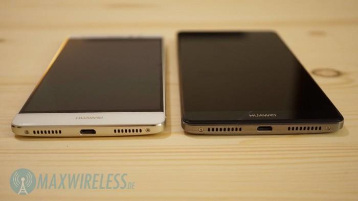 Huawei Mate 8 vergleich