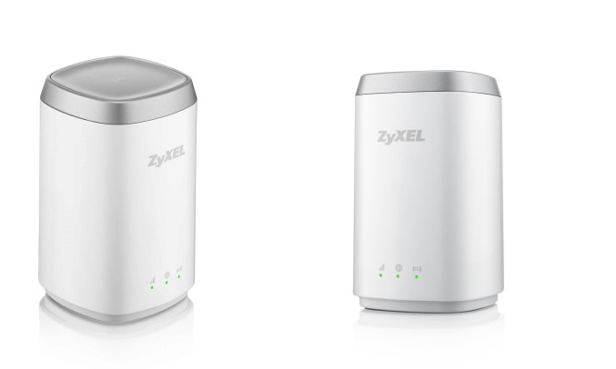 ZyXEL LTE4506 Router