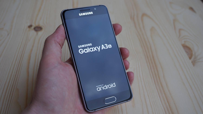 Test Samsung Galaxy A3 2016 Maxwireless De
