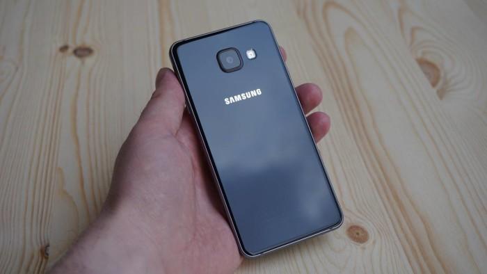 Galaxy A3 2016 schwarz