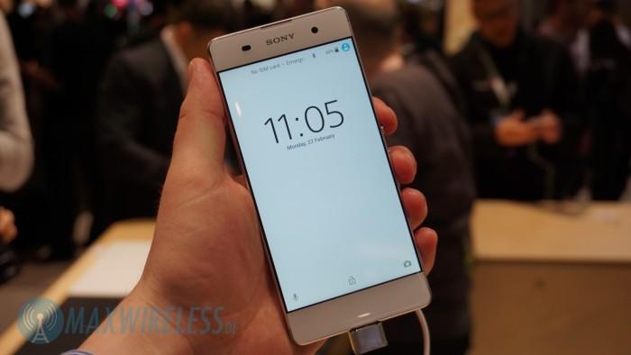 Sony Xperia XA weiss