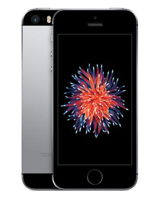 Apple iPhone SE schwarz