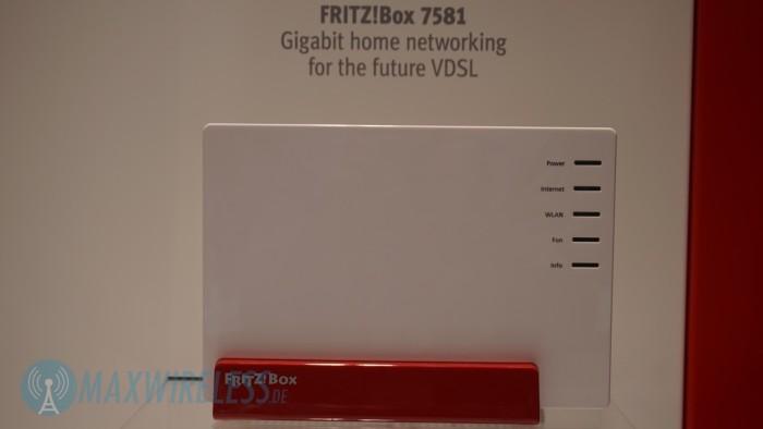 Fritzbox 7581