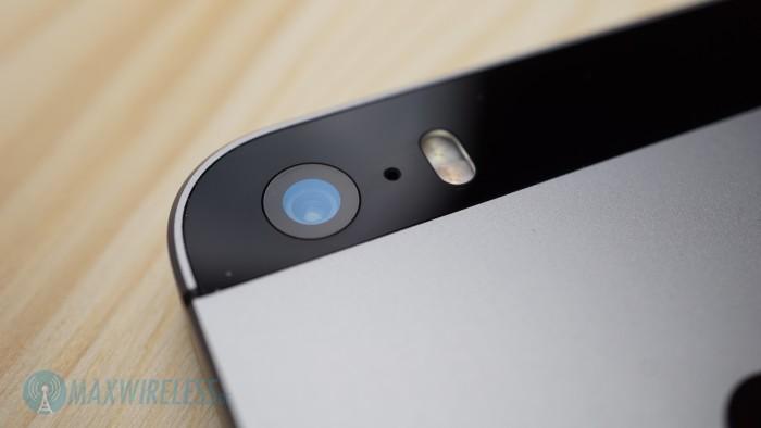 Apple iPhone SE Kamera