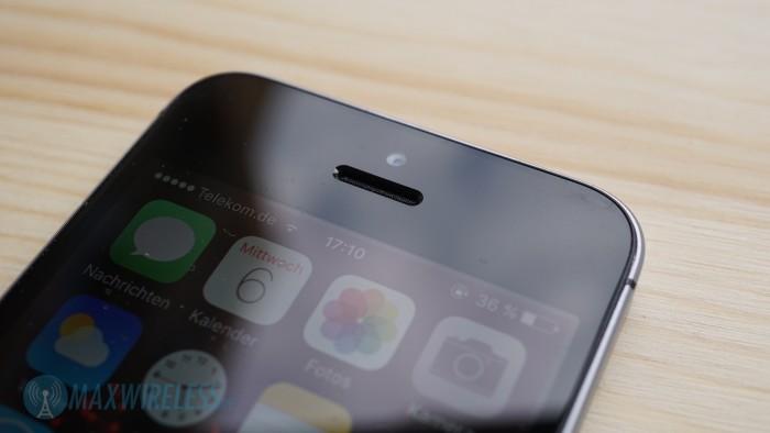 Frontcam iPhone SE