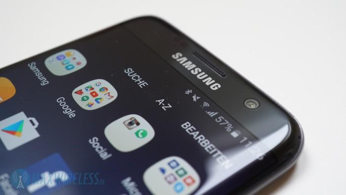 Galaxy S7 edge Webcam