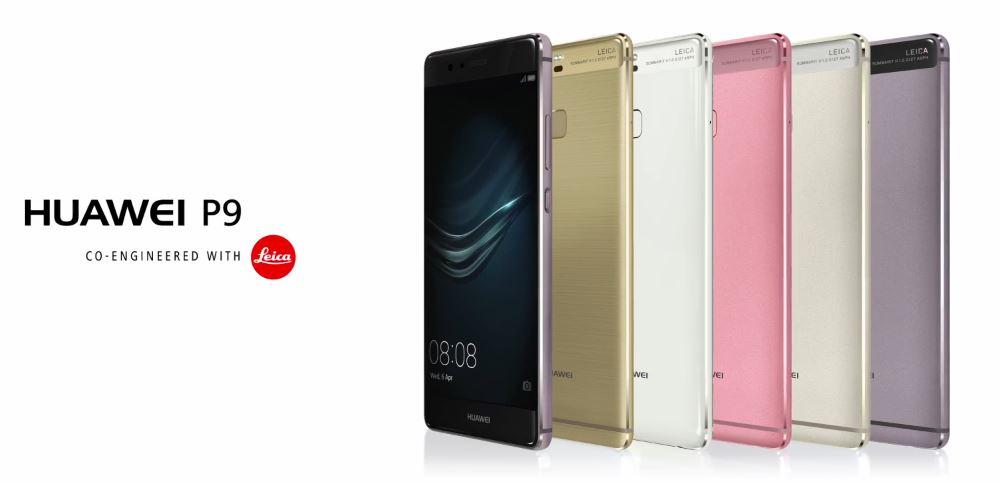 Huawei P9 Smartphone Serie Vorgestellt Maxwirelessde