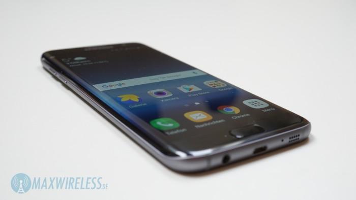 Samsung S7 edge Seiten