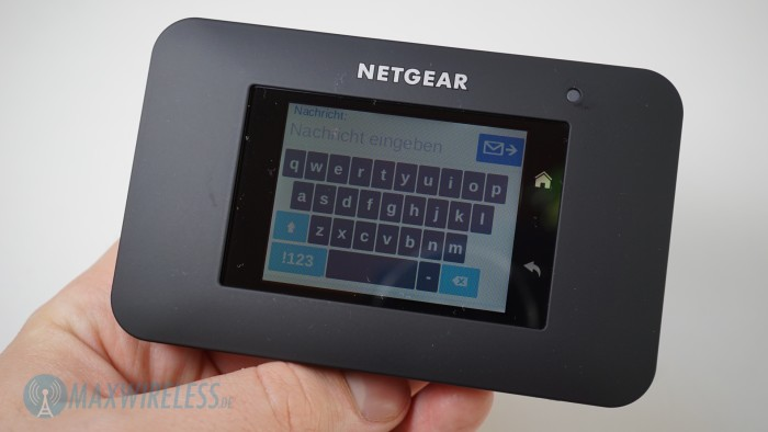 Tastatur Netgear AC790