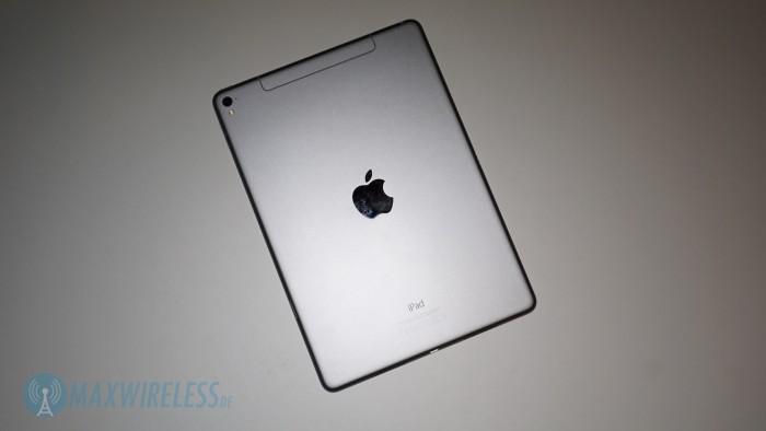 Die Rückseite des iPad Pro 9.7