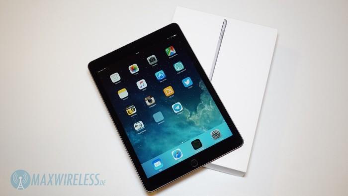 iPad Pro Verpackung