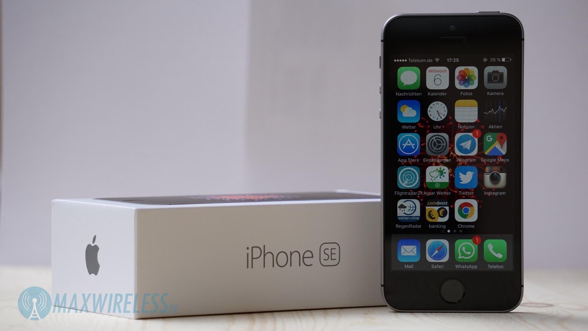 Iphone  Unter