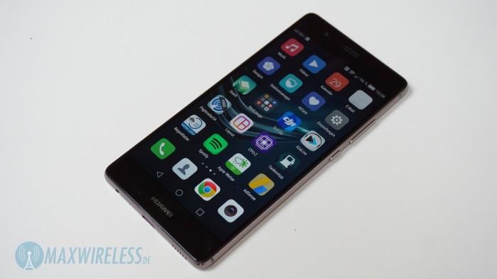 Huawei P9 Menue