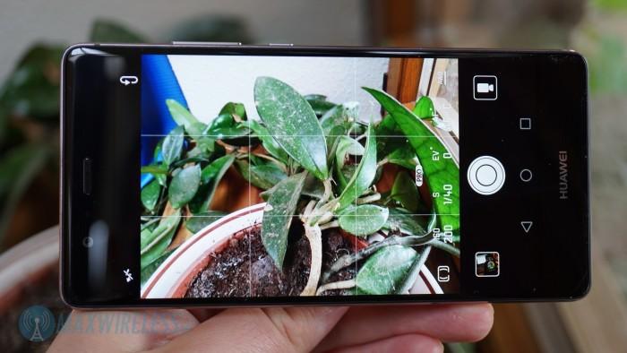 Huawei P9 Profi-Modus