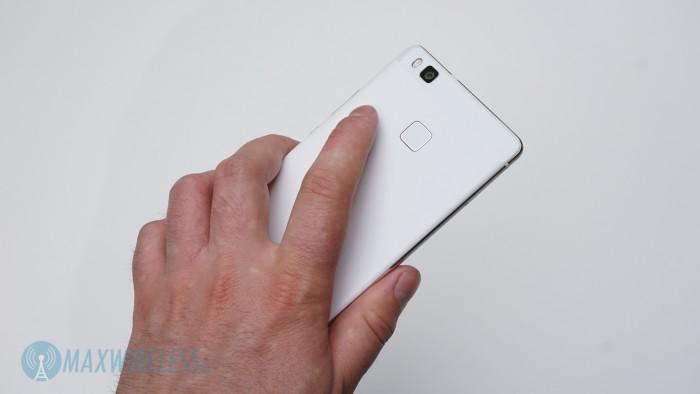 Huawei P9 lite Fingerabdrucksensor