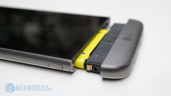 LG G5 oeffnen