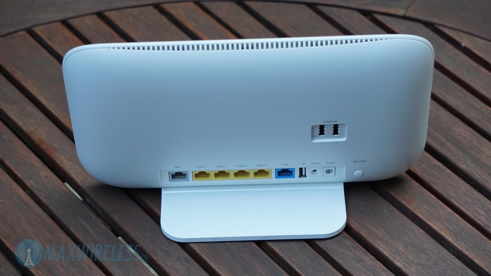 Update Telekom Router
