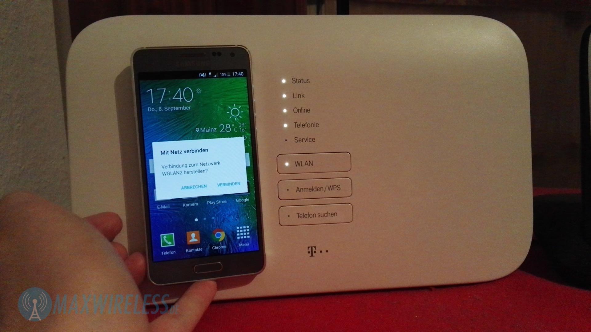 test telekom speedport smart vdsl router. Black Bedroom Furniture Sets. Home Design Ideas