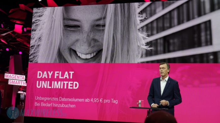 Telekom DayFlat unlimited