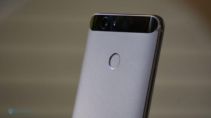 Der Fingerprint-Sensor des Huawei nova