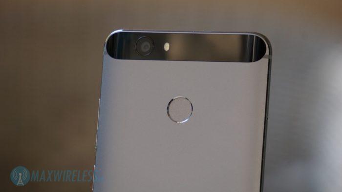 Die Kamera des Huawei nova