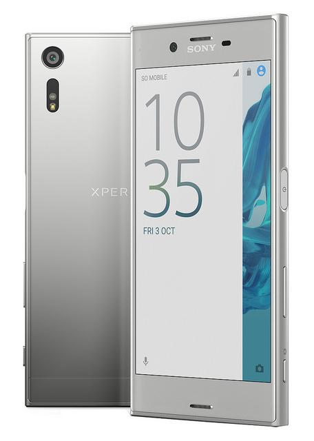 Das Sony Xperia XZ ist das erste 4.5G Smartphone