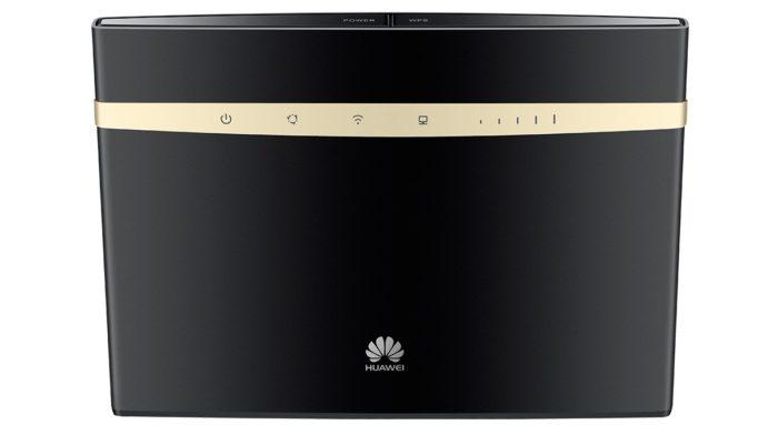 Der O2 Homespot LTE Router von Huawei (Modell: B525s-23a). Bild: Huawei.
