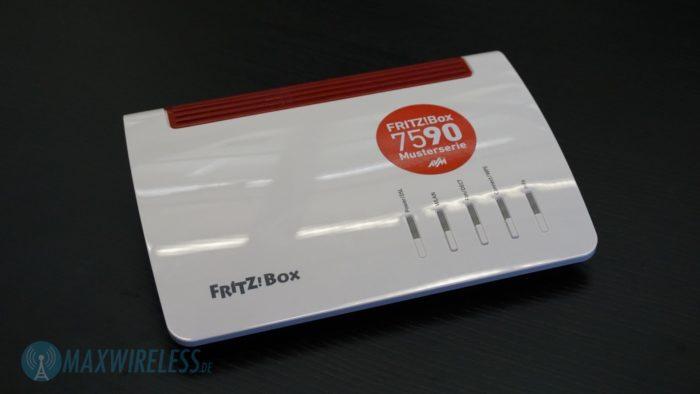 Die AVM Fritzbox 7590