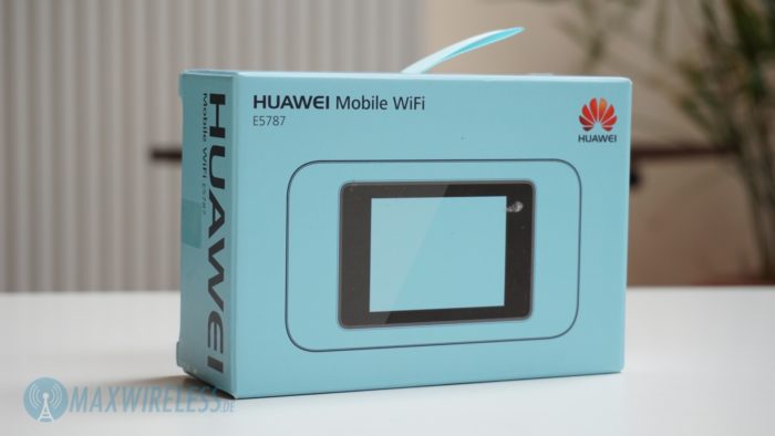 Huawei E5787 Verpackung Front.