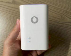 Vodafone Giga Cube Router. Bild: teltarif.de
