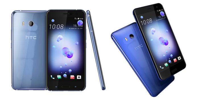 Das HTC U11 unterstützt LTE Band 28. Bildquelle: HTC.
