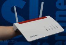 AVM Fritzbox 6890 LTE. Bild: maxwireless.de.