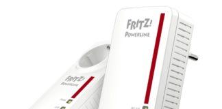 FRITZPowerline 1260E Set