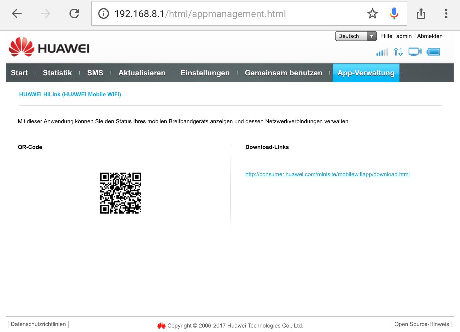 Test: Huawei E5885 Mobile WiFi Pro2 | maxwireless de